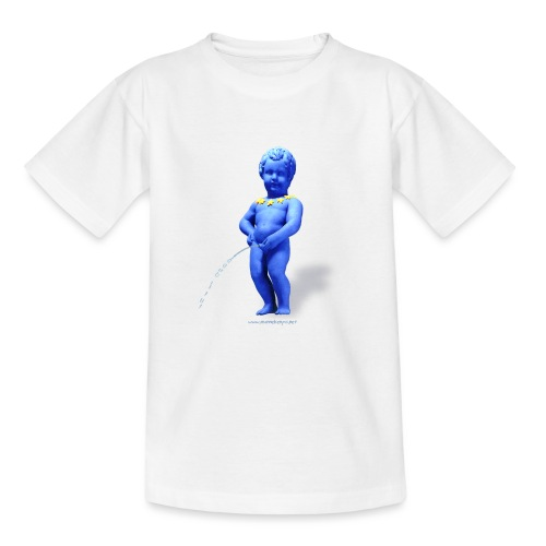 EUROPA mannekenpis ♀♂ | Enfant - T-shirt Ado