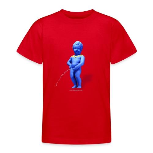 EUROPA mannekenpis ♀♂   Enfant - T-shirt Ado