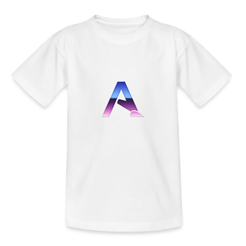 logga 3 - T-shirt tonåring