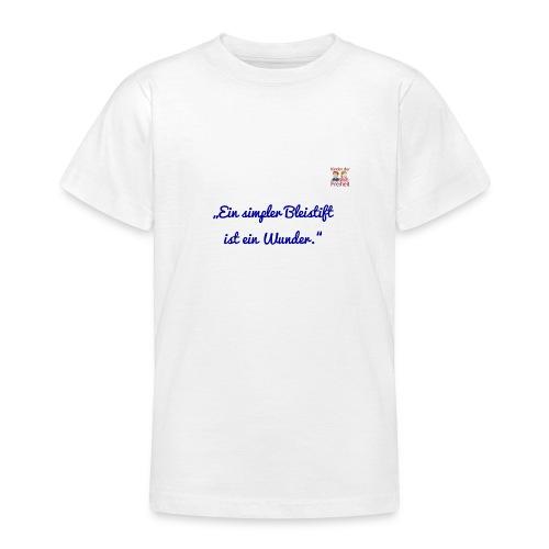 Bleistift 2 - Teenager T-Shirt