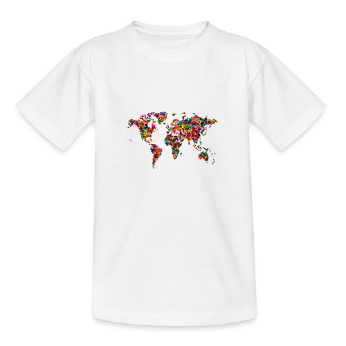 World Love - T-shirt Ado