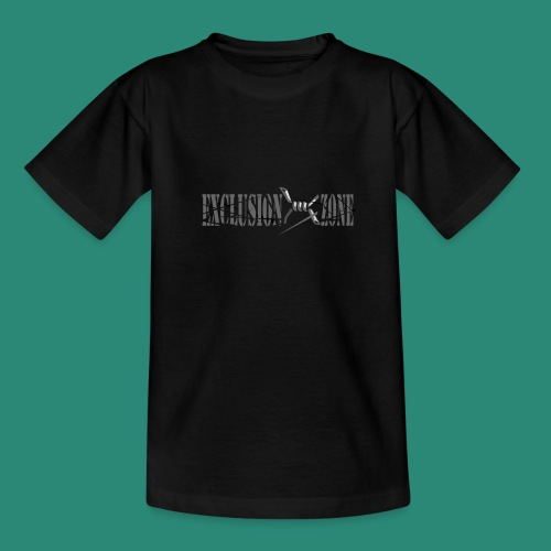 EXCLUSION ZONE - Teenager T-Shirt