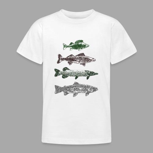 Lake - Nuorten t-paita