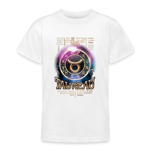 TAUREAU - T-shirt Ado