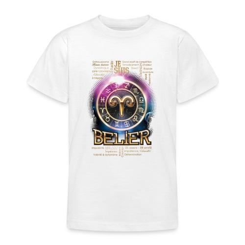 BELIER - T-shirt Ado