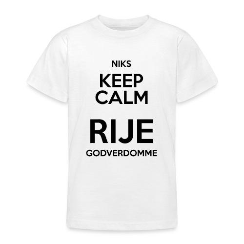 NIKSKALM - Teenager T-shirt