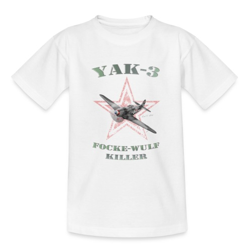 YAK n6 FWkiller15 copie2 - T-shirt Ado