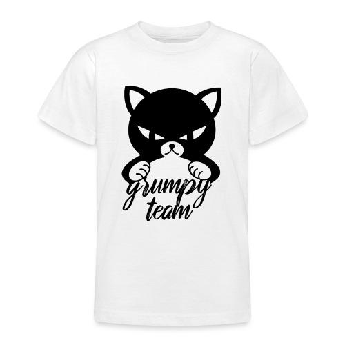 grumpy team - Teenager T-Shirt