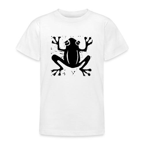 Crafty Wotnots Tree Frog - Teenage T-Shirt