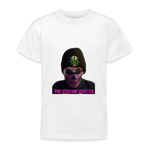 420 stream master - Teenage T-Shirt