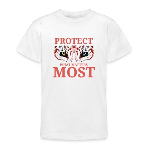 T.Finnikin Designs - Protect - Teenage T-Shirt