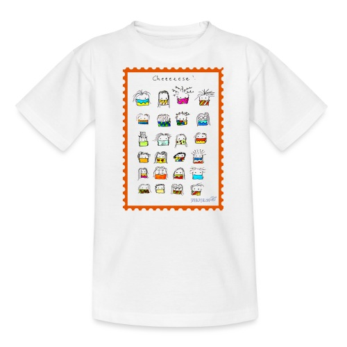 Cheese! - Teenager T-Shirt