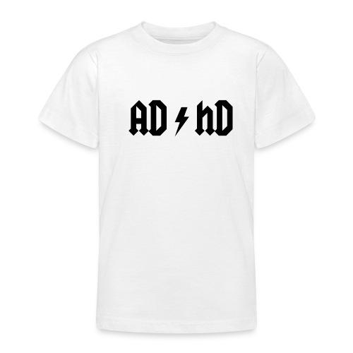 adhd - T-skjorte for tenåringer