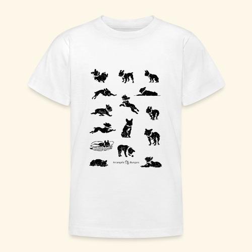 Frenchie - T-shirt Ado