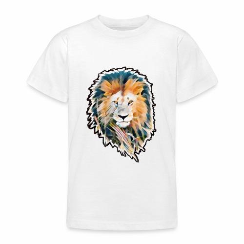 LEON Melena NEGRA CUT 2000 MARJEN NEGRO - Camiseta adolescente