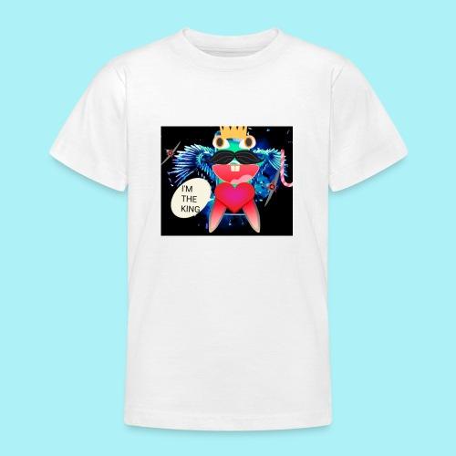 I 'm the king - T-shirt Ado