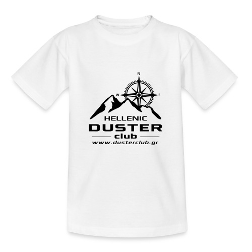 DUSTER TELIKO bw2 - Teenage T-Shirt