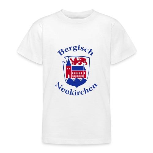 Wappen groß - Teenager T-Shirt