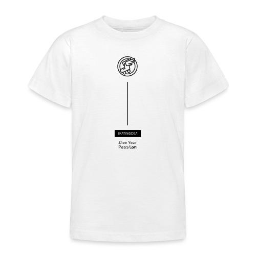 Skatingidea basic - Maglietta per ragazzi