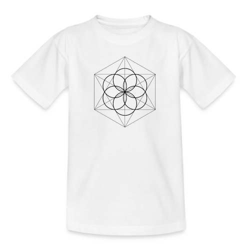 Seed of Life - Teenager-T-shirt