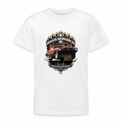 Barracuda Road Burn - Teenage T-Shirt