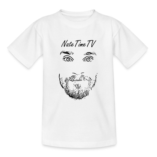 nttvfacelogo2 cheaper - Teenage T-Shirt