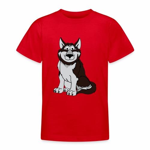 Husky - Teenager T-Shirt