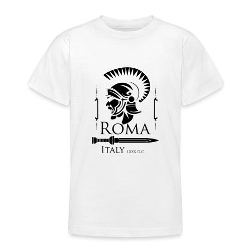 Legionario Romano con Elmetto - Maglietta per ragazzi
