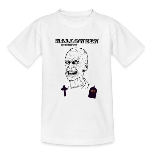 Haloween 2018 - T-shirt Ado