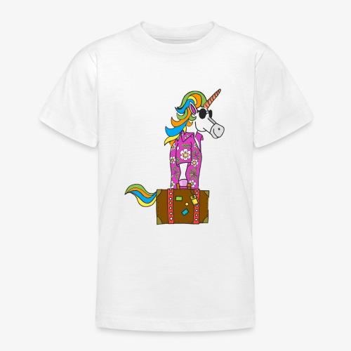 Unicorn trip - T-shirt Ado