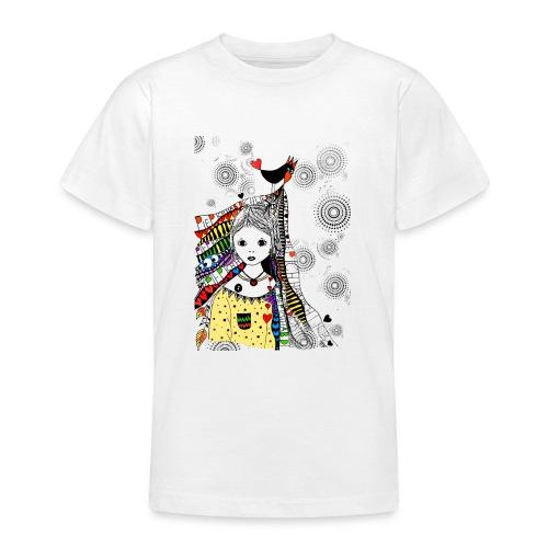 Piep, ich hab dich lieb - Teenager T-Shirt