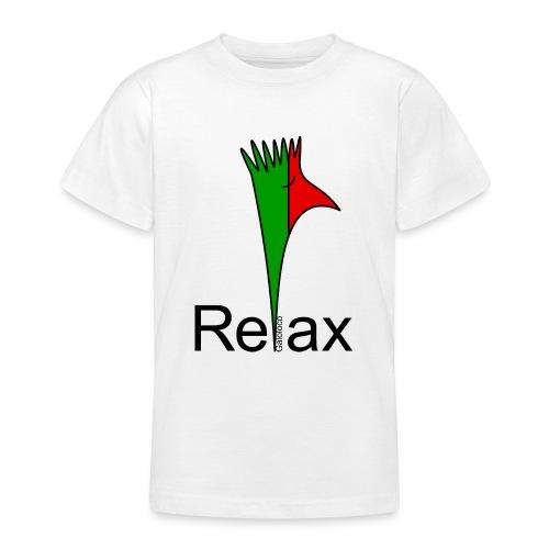 Galoloco - « Relax » - T-shirt Ado