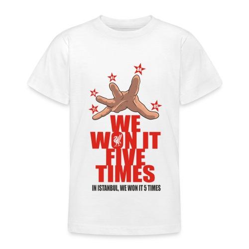 DIAN WWI5T png - Teenage T-Shirt