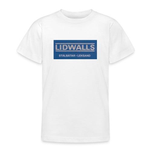 Lidwalls Stålbåtar - T-shirt tonåring