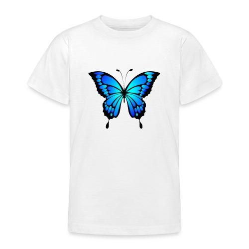 Mariposa - Camiseta adolescente