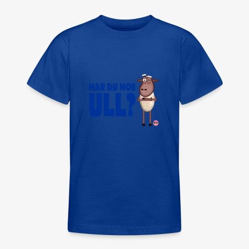 Bæ, bæ, lille lam - T-skjorte for tenåringer