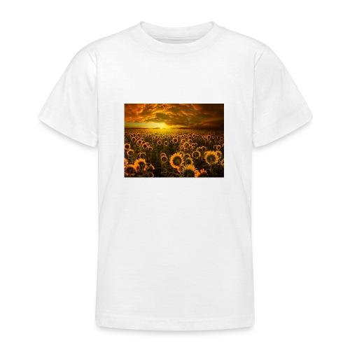 sunfl-png - Maglietta per ragazzi