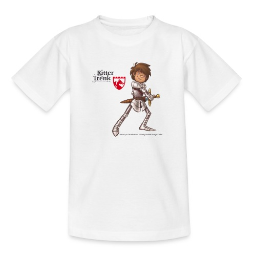 Ritter Trenk Bio-T-Shirt für Kinder - Teenager T-Shirt