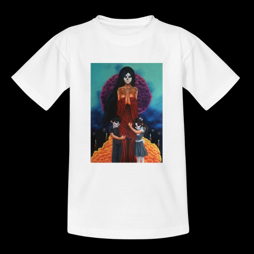 los fieles difuntos - Teenage T-Shirt