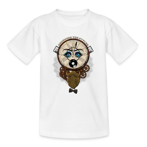 Remember the Futur 'pour couleur Foncée' - T-shirt Ado