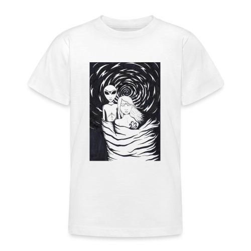 Abducted - T-skjorte for tenåringer