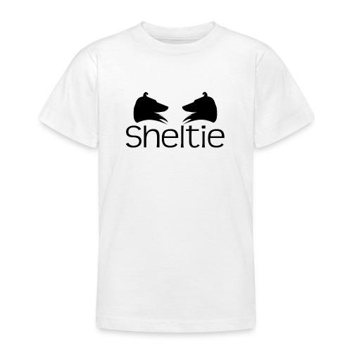sheltie - Koszulka młodzieżowa