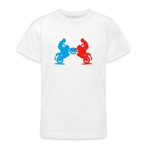 Najlepszy zespół motocyklistów - Koszulka młodzieżowa