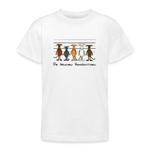 Die üblichen Verdächtigen - Teenager T-Shirt