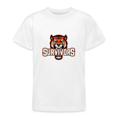 Survivors - T-shirt tonåring