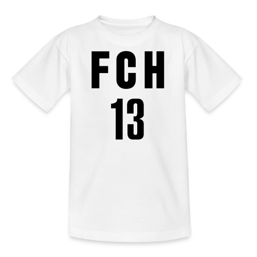 13kihllefram - T-shirt tonåring