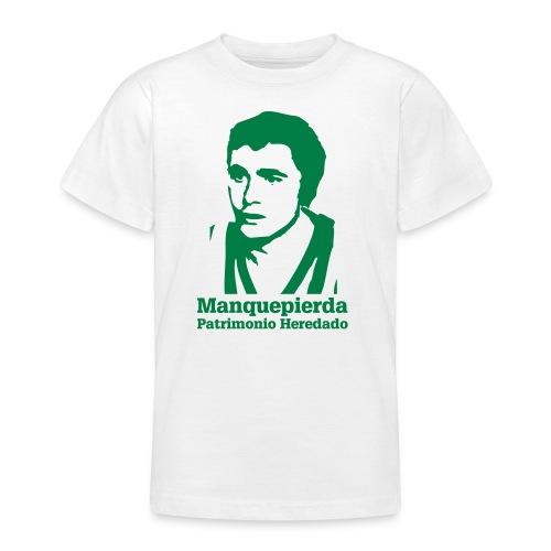 mpphgordillo - Camiseta adolescente
