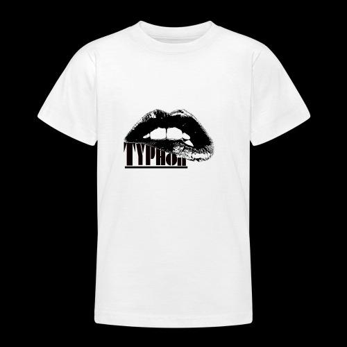 Typhon Original Logo - Teenage T-Shirt