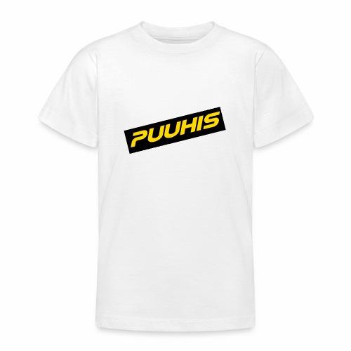Puuhis verkkokauppa - Nuorten t-paita