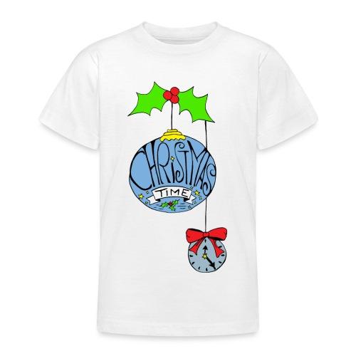 Christmas Time - Teenager T-Shirt
